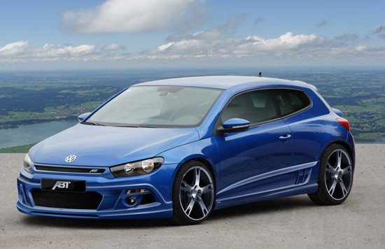 abt scirocco styling 550x356 The new ABT Scirocco – more dynamics for the sports coupe