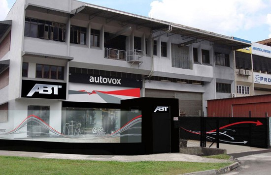 abt singapure 550x356 ABT Sportsline sets up subsidiary ABT Asia in Singapore