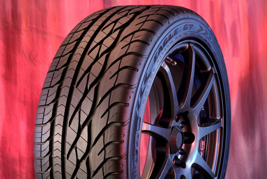eagle gt Eagle GT is Goodyear's Latest High Performance Tire