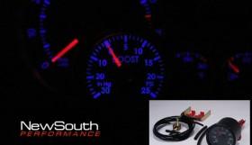 indigo gauges 280x161 Indigo™ Gauge family by NewSouth Performance