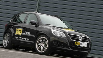 tuning vw tiguan 430x244 O.CT Tuning: 193hp for the TSI Engine