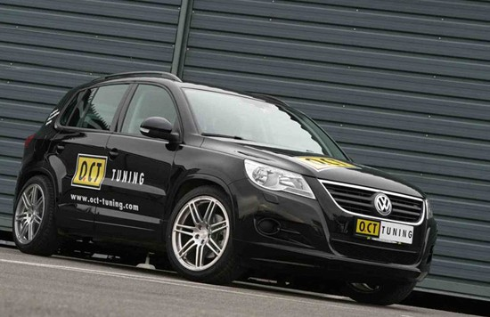tuning vw tiguan 550x356 O.CT Tuning: 193hp for the TSI Engine