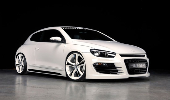 vw tuning mag rieger scirocco vw tuning mag. Black Bedroom Furniture Sets. Home Design Ideas