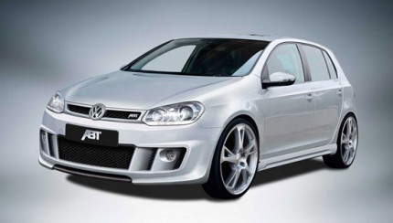 vw golf vi abt 430x244 The new ABT Golf VI