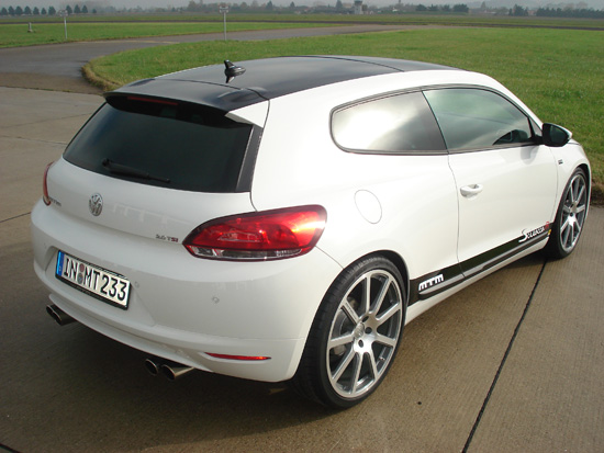 vw scirocco mtm styling VW Scirocco by MTM
