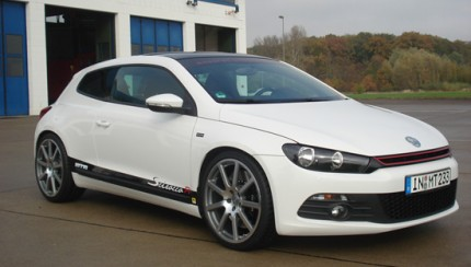 vw scirocco mtm tuning 430x244 VW Scirocco by MTM