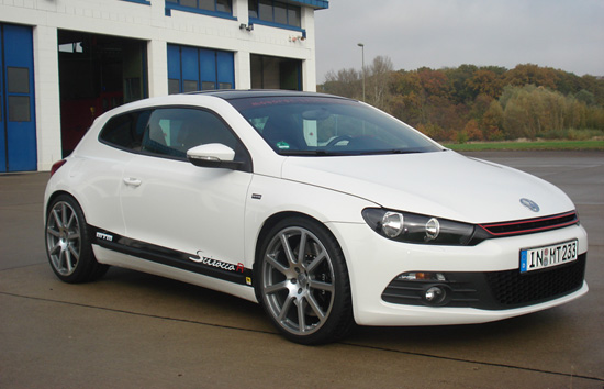 vw scirocco mtm tuning VW Scirocco by MTM