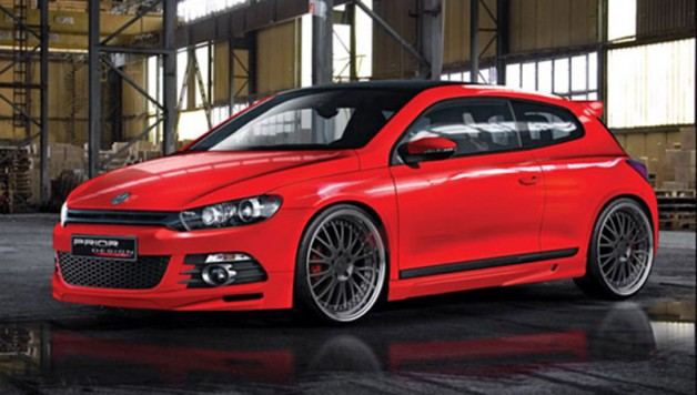 vw scirocco prior design 11 628x356 VW Scirocco bodykit from Prior Design