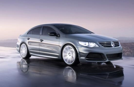 vw super cc eco performance concept 1 550x356 Volkswagen CC Performance concept