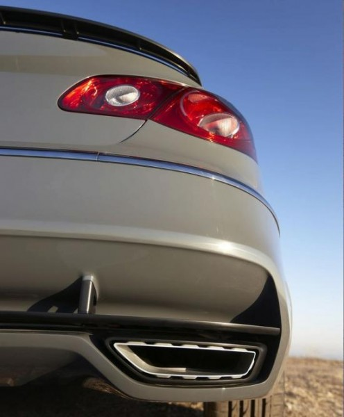 vw super cc eco performance concept 2 496x600 Volkswagen CC Performance concept