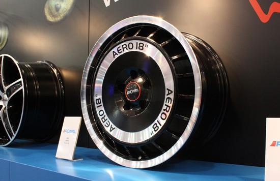 ronal r50 aero 550x356 R50 Aero wheel from Ronal
