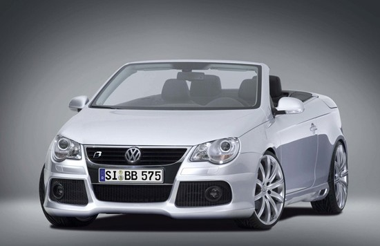 bb volkswagen eos 550x356 VW EOS B&B with 500hp