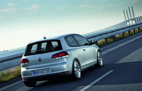 car of the year New VW Golf Awarded World Car of the Year