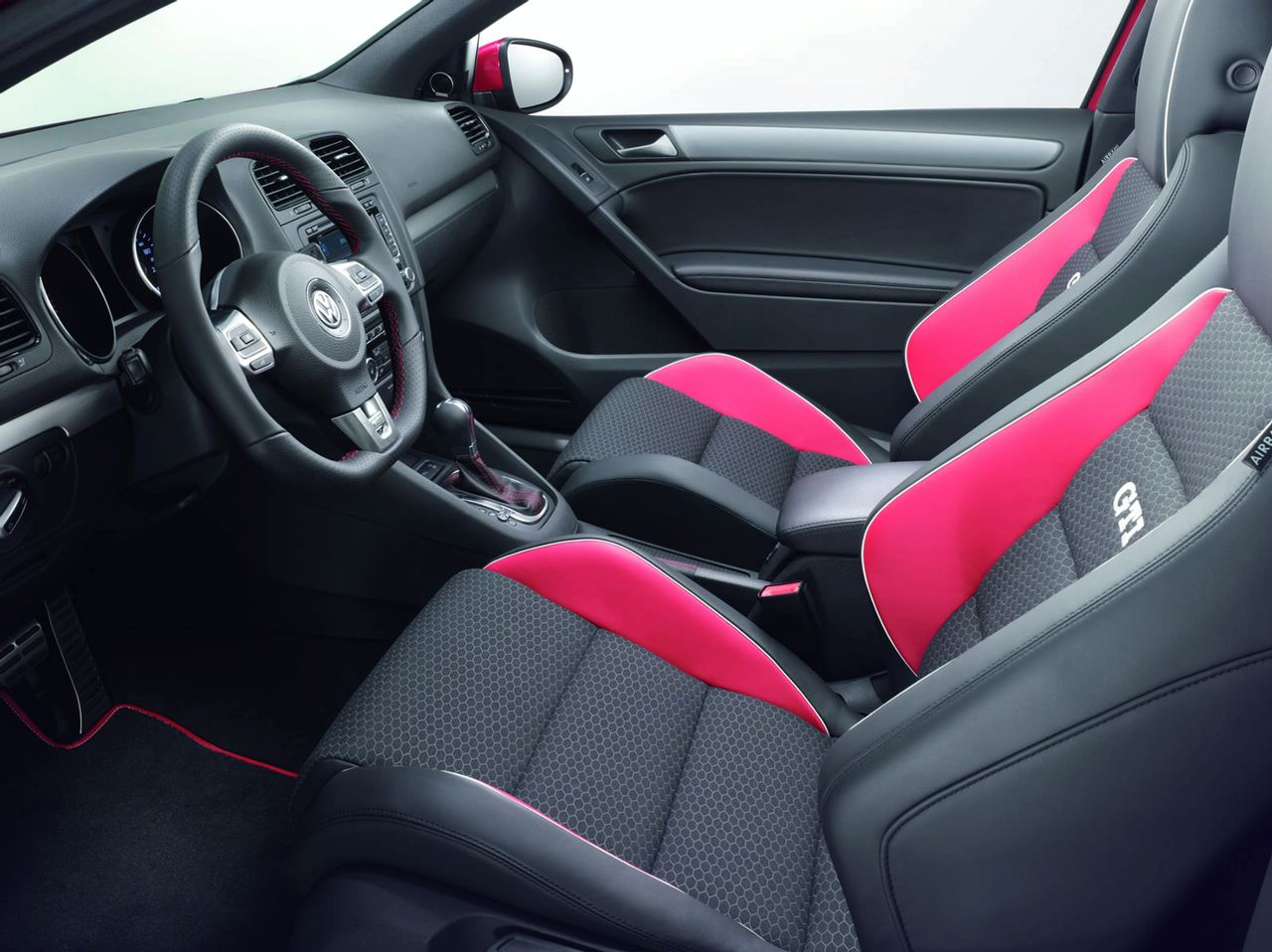 Vw Golf Concept Gti Interior Vw Tuning Mag