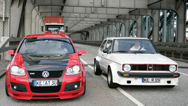 abt golf gti 1 and 5 628x356 ABT looking for historical witnesses of a bygone tuning culture