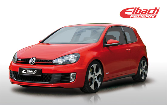 What Does Gti Stand For >> Eibach For The New Golf Gti