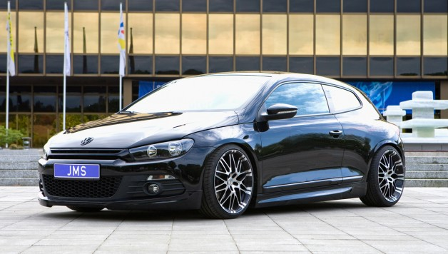 JMS scirocco 2 628x356 JMS VW Scirocco with some changes