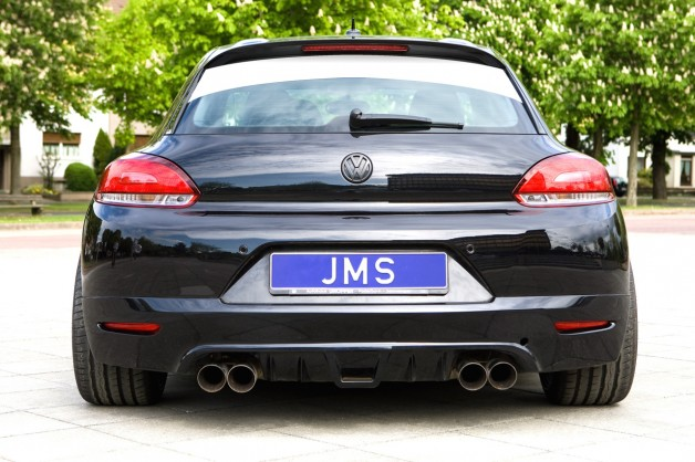 JMS scirocco 3 628x418 JMS VW Scirocco with some changes