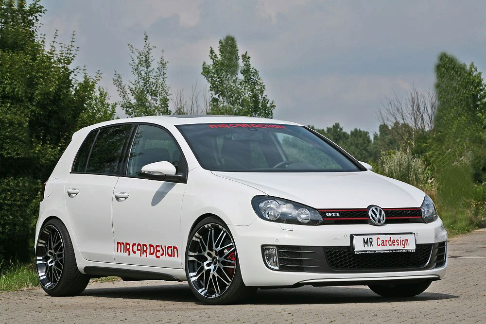 vw golf vi gti mrcar 1 vw tuning mag. Black Bedroom Furniture Sets. Home Design Ideas