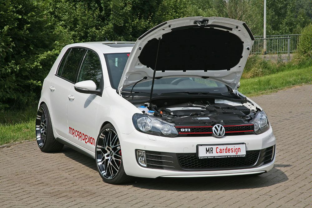 vw golf vi gti mrcar 5 vw tuning mag. Black Bedroom Furniture Sets. Home Design Ideas