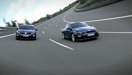 golf scirocco r 430x244 Golf R and Scirocco R top models now available to order