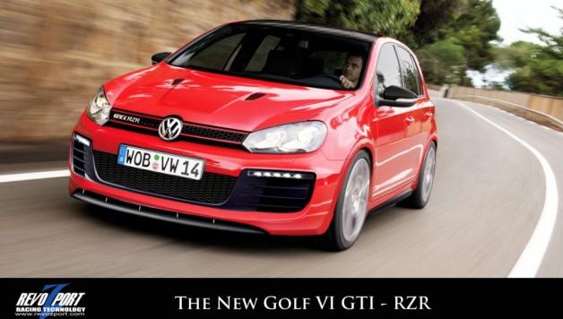 golf gti rzr front 628x356 Golf GTI RZR by Revozport