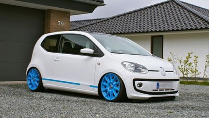 vw up tuning 430x244 VW Up! tuning pictures