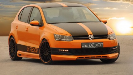 JE Polo 6R tuning 8 430x244 JE DESIGN with entire programme for the Polo