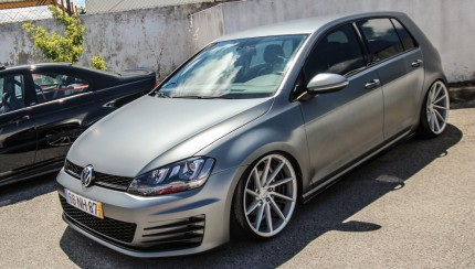 vw golf mk7 430x244 VW Golf mk7 tuning pictures