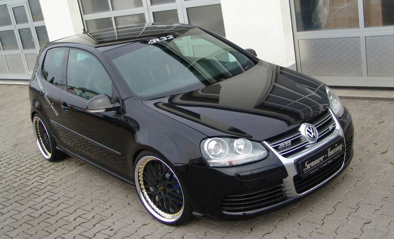 vw golf r32 tuning 7 vw tuning mag. Black Bedroom Furniture Sets. Home Design Ideas