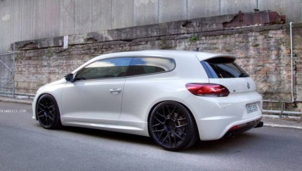 vw scirocco tuning 430x244 VW Scirocco tuning pictures
