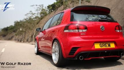 IMG 2423 430x244 REVOZPORT's VW Golf VI GTi Razor