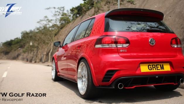 IMG 2423 628x356 REVOZPORT's VW Golf VI GTi Razor