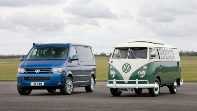 vw van 628x356 Happy 60th Birthday To The World's Most Popular Van