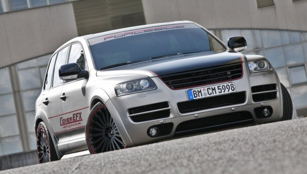 58332241 628x356 VW Touareg W12 Sport Edition with 500 PS