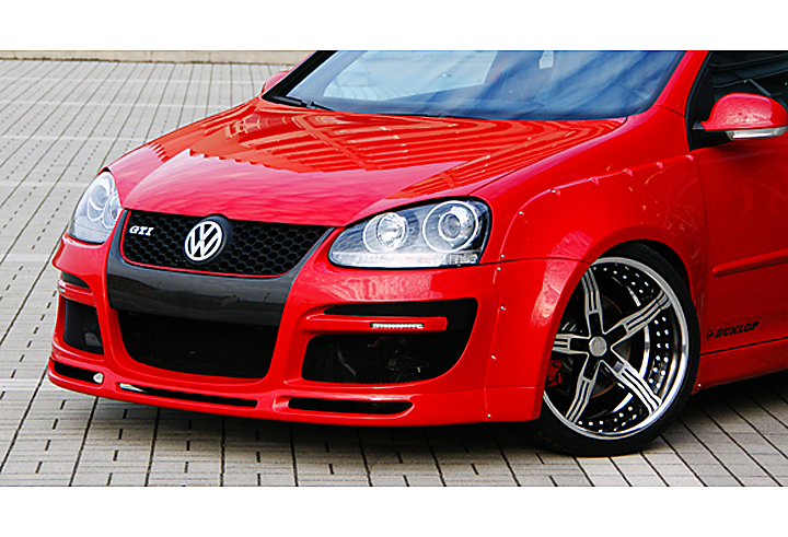 vw gti newing  vw tuning mag