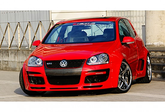 vw gti newing 550x375 Newing Golf GTI RSR Type 2