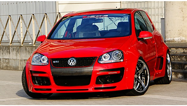 vw gti newing 628x356 Newing Golf GTI RSR Type 2