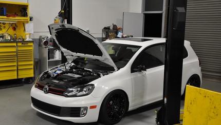 4032647017 85639773cc 430x244 Futrell Autowerks VW MK6 GTI Project