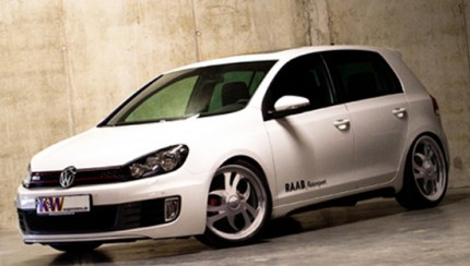 Golf6300x200 430x244 KW coilovers for the VW Golf V