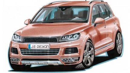 je design touareg 1 430x244 JE Design widebody VW Touareg
