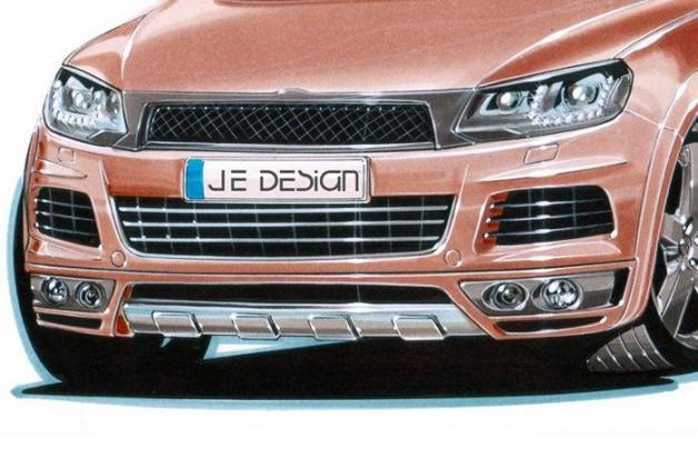 je design touareg 4 628x421 JE Design widebody VW Touareg