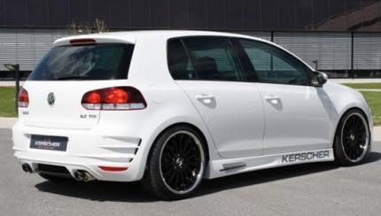 kerscher golf6 rear bumper1 430x244 Kerscher Bodykit for VW Golf VI
