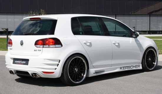kerscher golf6 bodykit vw tuning mag. Black Bedroom Furniture Sets. Home Design Ideas