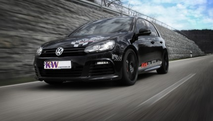 KW Golf6 R 04 430x244 Turn the sportiest VW Golf R into something even more agile