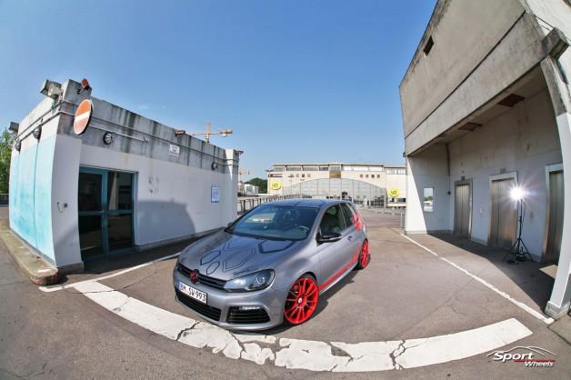 sportwheels golf 6 r 10 1277710044 628x418 Tuning for the VW Golf 6 R