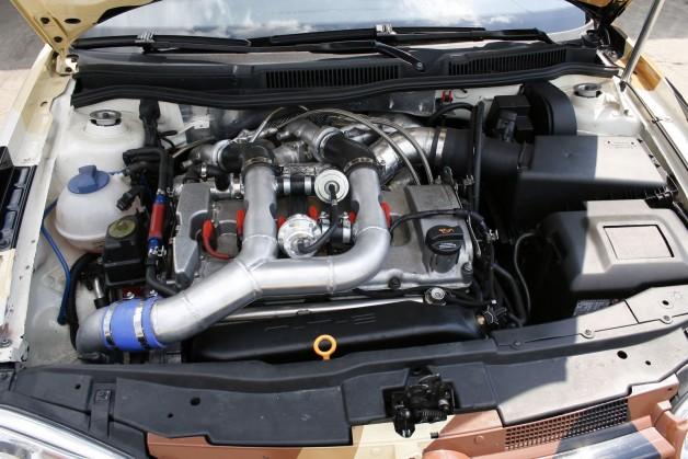 MTE VW Golf R32 2 628x419 VW Golf R32 Bi turbo