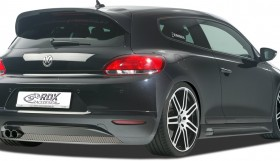 RDX Scirocco Heck schraeg 01 280x161 RDX RACEDESIGN presents new bodykit for the VW Scirocco