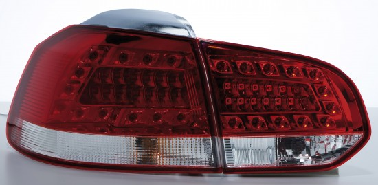 inpro LED Golf VI product 550x269 in.pro.´s new LED tail lights for the new Golf