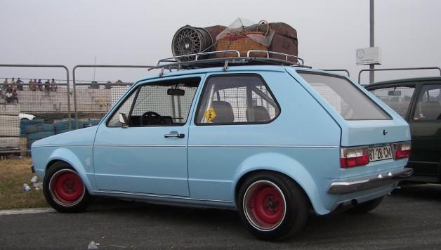 ratstyle vw golf 1 628x356 Rat style VW Golf I